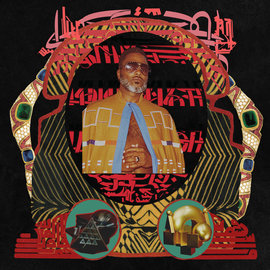Shabazz Palaces – The Don Of Diamond Dreams LP LOSER edition