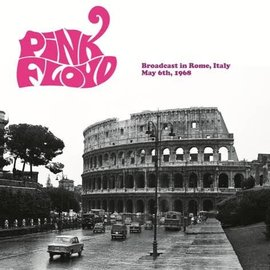 Pink Floyd ‎– Broadcast In Rome, Italy May 6th, 1968 LP