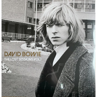 David Bowie ‎– The Lost Sessions Vol.1 LP transparent vinyl