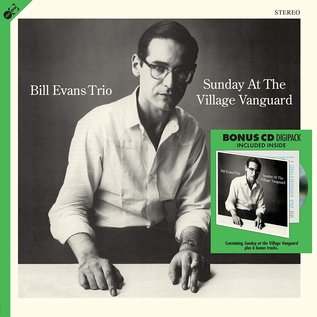 Bill Evans Trio ‎– Sunday At The Village Vanguard LP