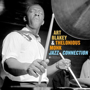 Art Blakey & Thelonious Monk ‎– Jazz Connection LP