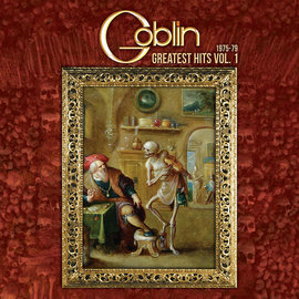 Goblin ‎– Greatest Hits Vol. 1 (1975-79) LP red vinyl