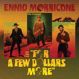 "Ennio Morricone – For A Few Dollars More 10"" yellow vinyl"