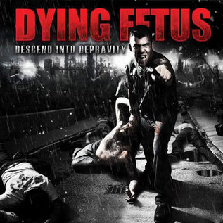 Dying Fetus – Descend Into Depravity LP