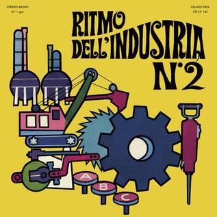 Alessandro Alessandroni – Ritmo Dell'industria N.2 LP