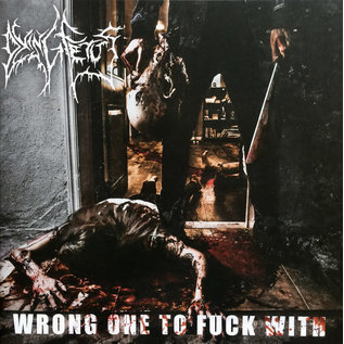 Dying Fetus ‎– Wrong One To Fuck With LP