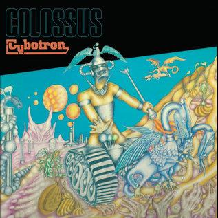 Cybotron – Colossus LP cosmic void vinyl