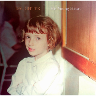 Daughter ‎– His Young Heart EP 10""