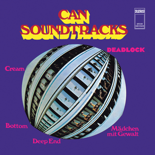 Can ‎– Soundtracks LP