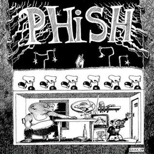 Phish – Junta LP black & white splatter vinyl