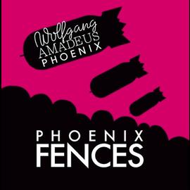 """Phoenix – Fences 12"""" pink vinyl single"""