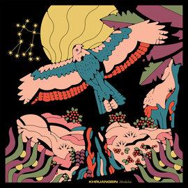Khruangbin – Mordechai LP pink translucent vinyl