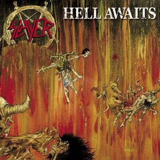 Slayer – Hell Awaits LP
