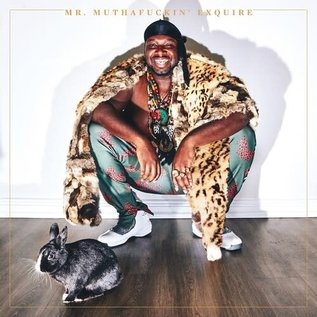 Mr. Muthafuckin' eXquire – Mr. Muthafuckin' eXquire LP