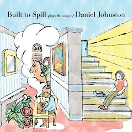 Built to Spill ‎– Built to Spill Plays the Songs of Daniel Johnston LP yellow vinyl