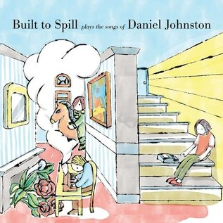 Built to Spill – Built to Spill Plays the Songs of Daniel Johnston LP yellow vinyl
