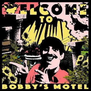 Pottery ‎– Welcome To Bobby's Motel LP hot dog yellow vinyl