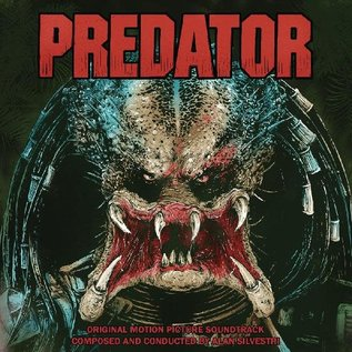 Alan Silvestri ‎– Predator (Original Motion Picture Soundtrack) LP red & green vinyl