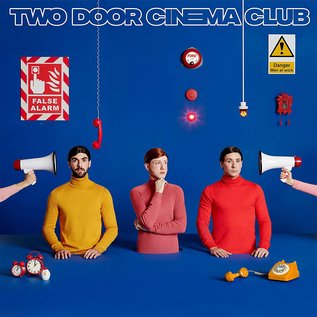 Two Door Cinema Club ‎– False Alarm LP