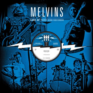 Melvins ‎– Live At Third Man Records LP