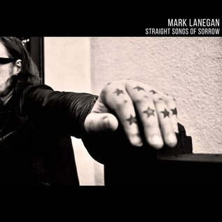 Mark Lanegan ‎– Straight Songs Of Sorrow LP clear vinyl