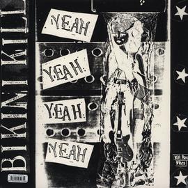 """Bikini Kill – Yeah Yeah Yeah Yeah EP 12"""""""