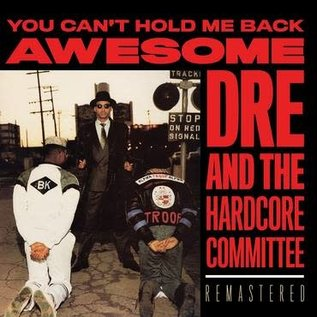 Awesome Dre  - You Can't Hold Me Back LP