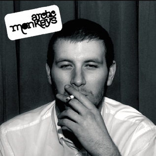 Arctic Monkeys ‎– Whatever People Say I Am, That's What I'm Not LP