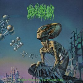 Blood Incantation ‎– Hidden History of the Human Race LP green vinyl