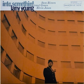 Larry Young ‎– Into Somethin' LP