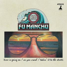 "Fu Manchu – Fu30, Pt.1 10"" translucent orange sunshine vinyl"