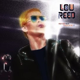 Lou Reed ‎– When Your Heart Is Made Out Of Ice LP