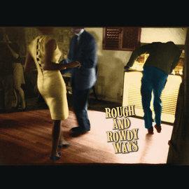 Bob Dylan – Rough and Rowdy Ways LP gold vinyl