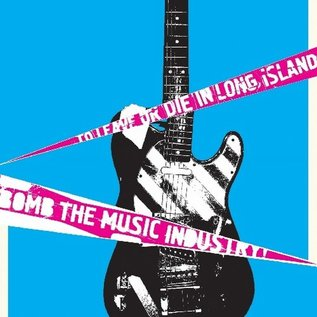 Bomb The Music Industry! ‎– To Leave Or Die In Long Island LP