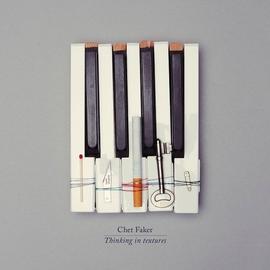 "Chet Faker – Thinking In Textures EP 12"" vinyl"