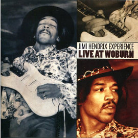 JimiHendrix.com Jimi Hendrix Experience – Live At Woburn CD