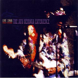 Jimi Hendrix Experience – Paris/Ottawa 1968 CD