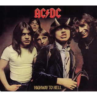 AC/DC – Highway To Hell LP