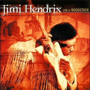 Jimi Hendrix – Live at Woodstock LP