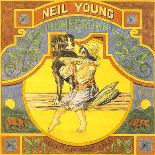 Neil Young – Homegrown LP