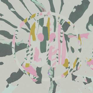 Various – Ghostly Swim 3 LP green & pink marbled vinyl