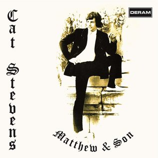 Cat Stevens ‎– Matthew & Son LP