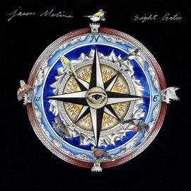 Jason Molina – Eight Gates LP strawberry shortcake splash vinyl