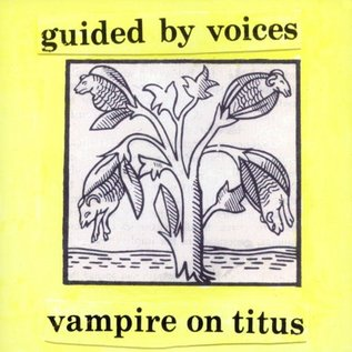Guided By Voices – Vampire on Titus LP gold vinyl