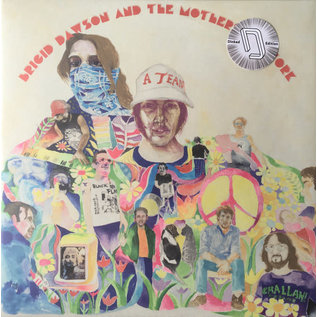 Brigid Dawson & the Mothers Network ‎– Ballet of Apes LP