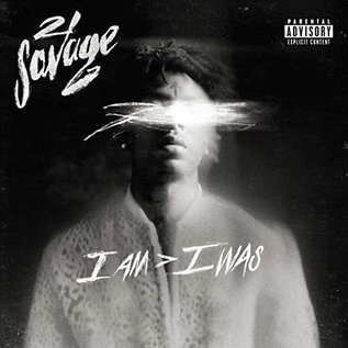 21 Savage – I Am > I Was LP