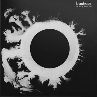 Bauhaus ‎– The Sky's Gone Out LP violet vinyl