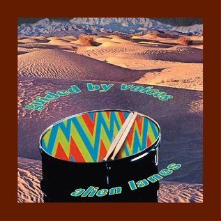 Guided By Voices – Alien Lanes LP 25th anniversary multicolor vinyl