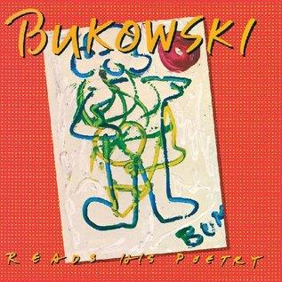 Charles Bukowski – Reads His Poetry LP vomit colored vinyl