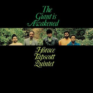 Horace Tapscott Quintet - The Giant Is Awakened LP